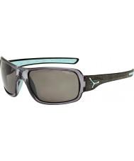 Cebe Changpa børstet grå polariserede solbriller