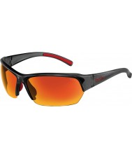 Bolle Ransom satin krystal grå polariserede TNS brand solbriller