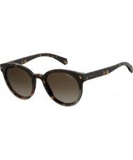 Polaroid Ladies pld 6043 s 086 la 51 solbriller
