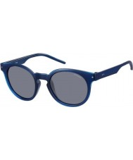 Polaroid Herre pld2036-s m3q C3 blå polariserede solbriller