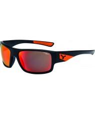 Cebe Whisper mat sort appelsin solbriller