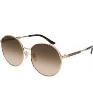 Gucci Gg0206sk 003 58 solbriller