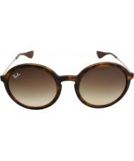 RayBan Rb4222 50 ung gummi skildpaddeskal 865-13 solbriller