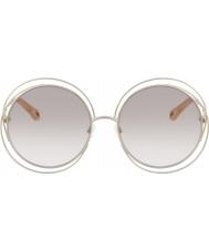 Chloe Dame ce114sd 724 58 Carlina solbriller