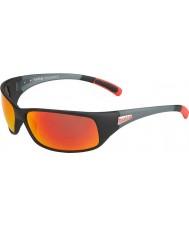 Bolle 12438 recoil sorte solbriller