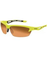 Bolle Bolt neon gul modulator rav solbriller