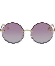 Chloe Dame ce142s 818 60 rosie solbriller