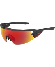 Bolle 12444 aeromax sorte solbriller