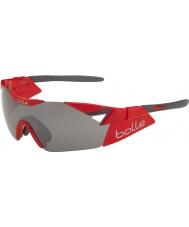 Bolle 6th Sense s skinnende rød TNS pistol solbriller