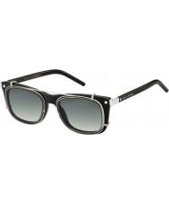 Marc Jacobs Marc 17-s Z07 ur sorte palladium solbriller