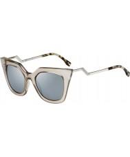 Fendi Iridia ff 0060-s MSQ 3u krystal solbriller