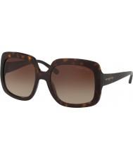 Michael Kors Mk2036 55 havn tåge mørk skildpaddeskal 300613 solbriller