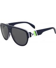 Cebe Miami mørk blå grøn 1500 grå flash spejl solbriller