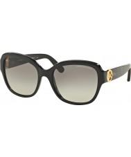 Michael Kors Mk6027 55 Tabitha iii sort glitter 309911 solbriller