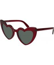 Saint Laurent Ladies sl 181 loulou 002 54 solbriller
