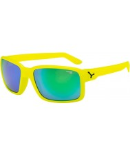 Cebe Dude neon gul grønne solbriller