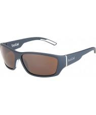 Bolle 12376 ibex grå solbriller