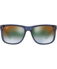 RayBan Justin rb4165 55 6341t0 solbriller