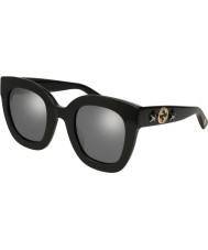 Gucci Ladies gg0208s 002 49 solbriller
