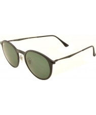 RayBan Rb4224 49 tech lys ray mat sort 601s71 solbriller