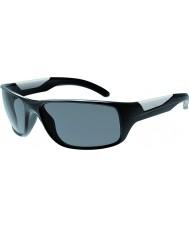 Bolle Vibe skinnende sort TNS-solbriller