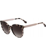 Lacoste Ladies l834s havana rose solbriller