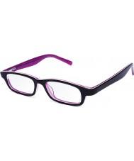 Eyejusters P1C1504PP Lilla pink justerbare læsebriller - 0,00 til 3,00 styrke
