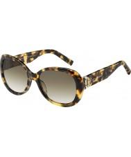 Marc Jacobs Ladies MARC 111-s o2v cc glitrende havana solbriller