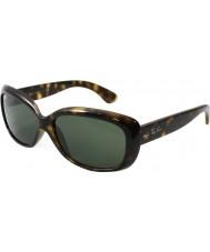 RayBan Rb4101 58 Jackie Ohh lys skildpaddeskal 710 solbriller