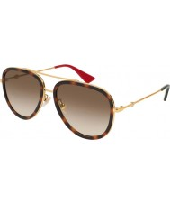 Gucci Ladies gg0062s 012 57 solbriller