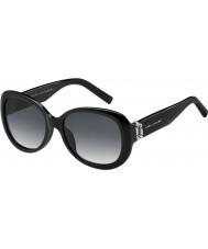 Marc Jacobs Ladies MARC 111-s 807 9o sorte solbriller