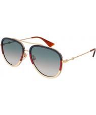 Gucci Ladies gg0062s 013 57 solbriller