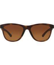 Oakley Oo9320-04 Moonlighter brun skildpaddeskal - brun gradient polariseret solbriller