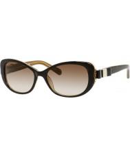 Kate Spade New York Ladies Chandra-s y1g Y6 havana guld solbriller
