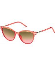 Marc Jacobs Ladies MARC 47-s tot fx koral solbriller