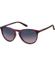 Polaroid Pld6003-n SRR q2 havana fuchsia polariseret solbriller