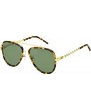 Marc Jacobs Mens marc 136-s LSH dj spottet havana guld solbriller