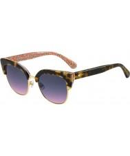 Kate Spade New York Ladies karri s 2nl ff solbriller