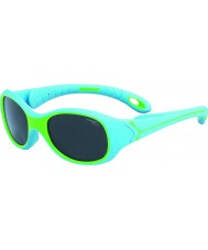Cebe S-Kimo (alder 1-3) blå grøn solbriller