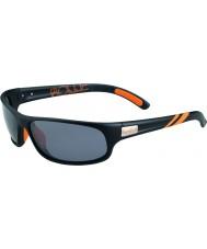 Bolle 12201 anaconda sorte solbriller