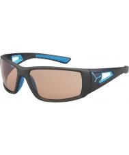 Cebe Session mat grå blå variochrom PERFO solbriller