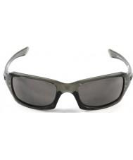 Oakley Oo9238-05 femmere kvadreret grå røg - varme grå solbriller