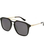 Gucci Herre gg0321s 001 55 solbriller