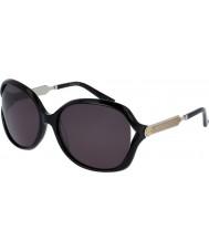 Gucci Ladies gg0076sk 001 62 solbriller