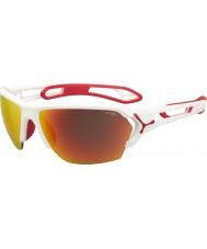 Cebe Cbstl11 s-track hvide solbriller