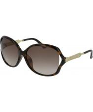 Gucci Ladies gg0076sk 003 62 solbriller