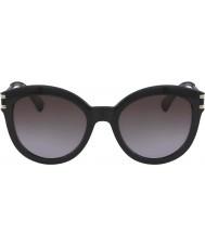 Longchamp Ladies lo604s 001 55 solbriller
