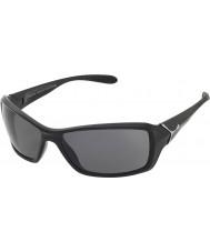 Cebe Motion skinnende sorte polariserede solbriller