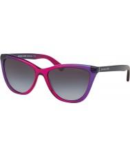 Michael Kors Mk2040 57 divya violet lilla gradient 322011 solbriller