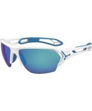 Cebe Cbstl12 s-track hvide solbriller